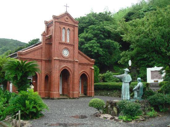 Fukuejima: 教会