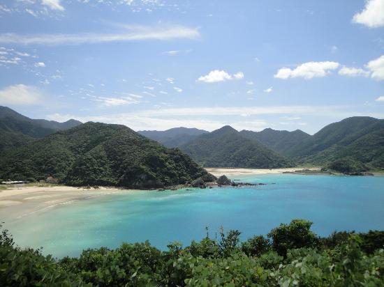 福江島, 高浜ビーチ