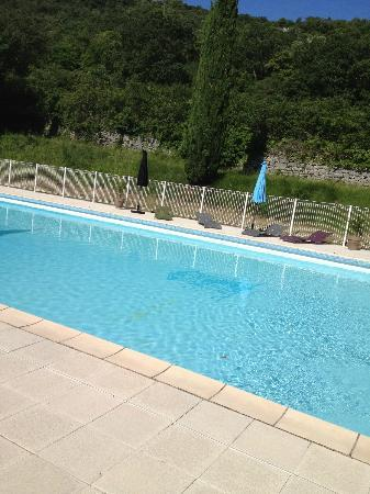 Hotel Restaurant la Cardinale: Pool