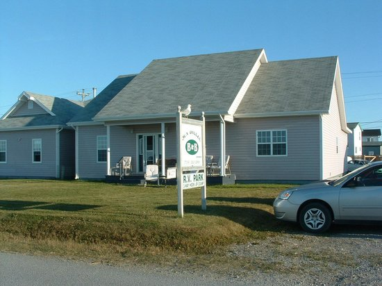 Cow Head, Canadá: Sea Breeze B&B