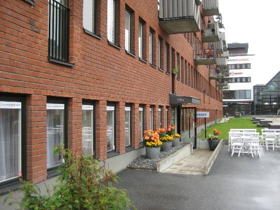 STF Gardet hotel & hostel: Außenansicht