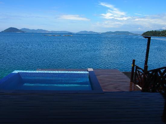 Gayana Eco Resort: Gorgeous view