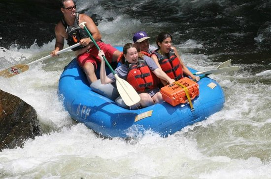 Appalachian Rivers Raft Company: Phenomal Fun!!