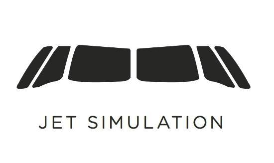 Jet Simulation LTD: Logo