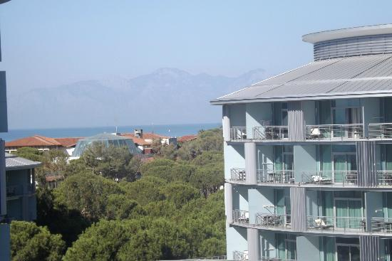 Calista Luxury Resort : View from our room