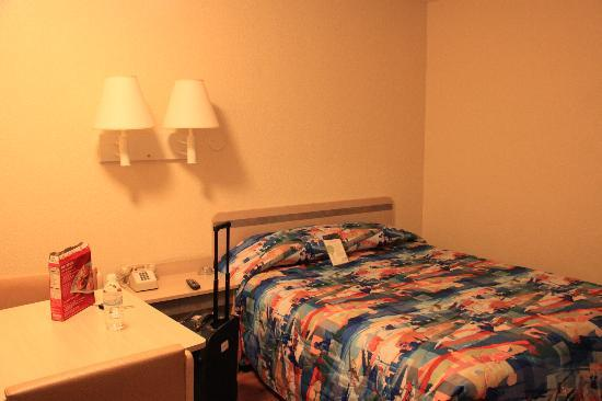 Motel 6 Twin Falls: Room