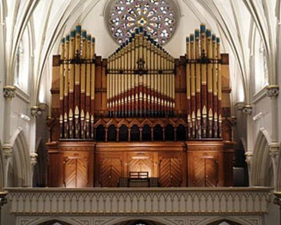 St Joseph's Cathedral: The Epic Organ