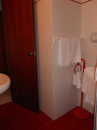 Hotel Albatros: Bagno 