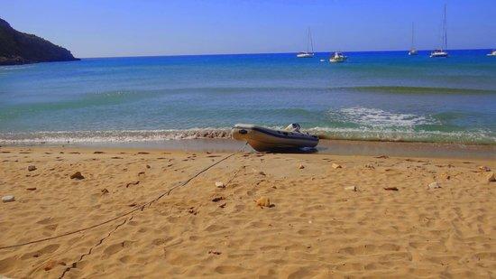 Provatas, Grèce : Παραλία Προβατά