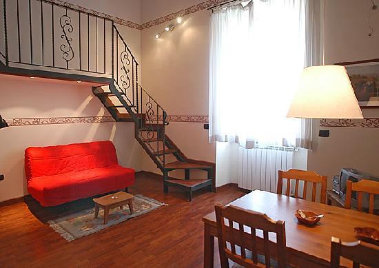 B&B Mergellina : soggiorno monolocale