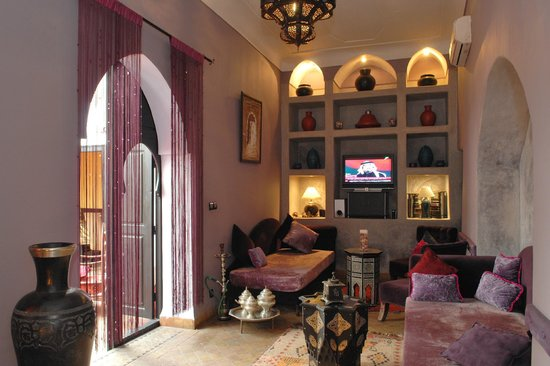 Riad Minorisa: chambre pour clients