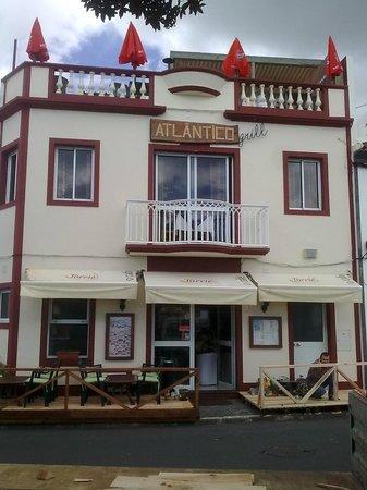 Vila Franca do Campo, Portugal: Restaurante Atlantico Grill