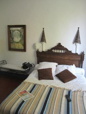 Logis Auberge Cocagne : Chambre N° 3