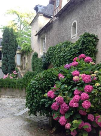 Chateau de Nazelles Amboise: Exterior of Chateau Nazelles