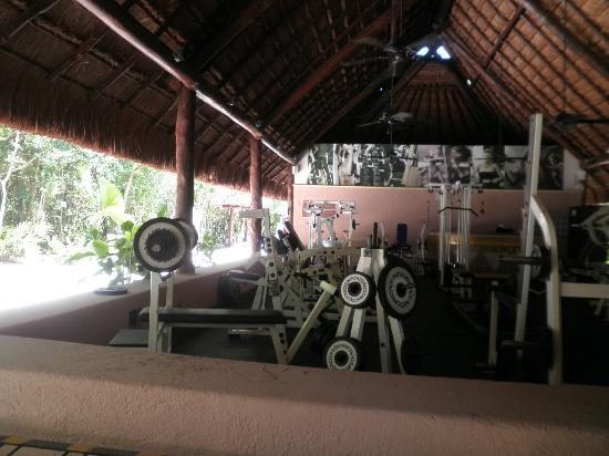Bel Air Collection Xpu Ha Riviera Maya: Fitness center