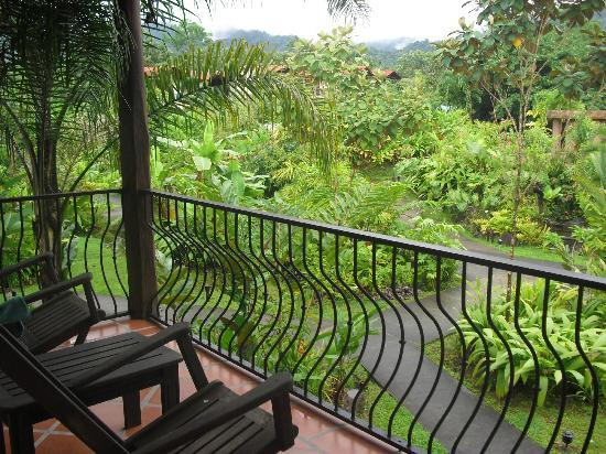 Casa Luna Hotel & Spa: Balcony