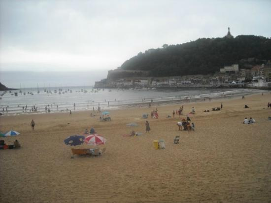 Pension San Ignacio: plage
