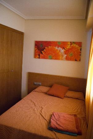 Marina Rey Hotel Almeria: Una de las habitaciones