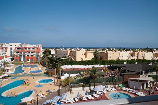 Marina Rey Hotel Almeria: Vistas desde la terraza