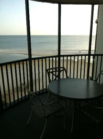 Pointe Estero Beach Resort: Ein Teil vom großen Balkon