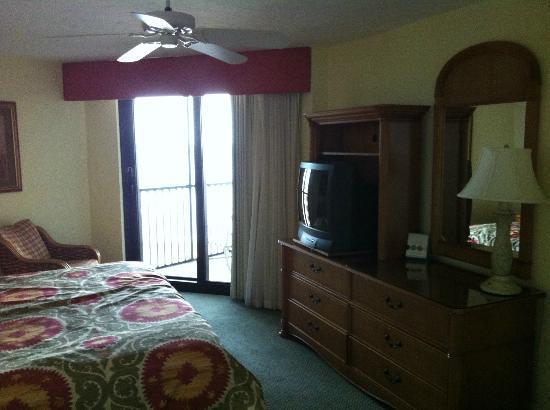Pointe Estero Beach Resort: Schlafzimmer