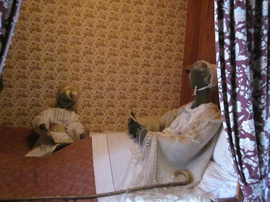Isle of Arran Heritage Museum: Bedtime
