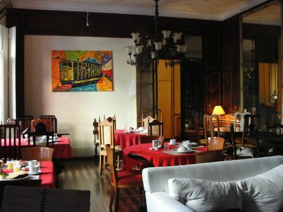 Casa MangoMango: The Breakfast and dining room