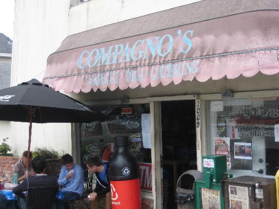 Compagno's Market & Deli : Visit to Compagnos Deli&Market on Trip To Monterey,CA