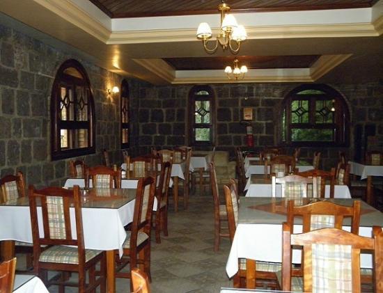 Via Genova Parque Hotel: Restaurante