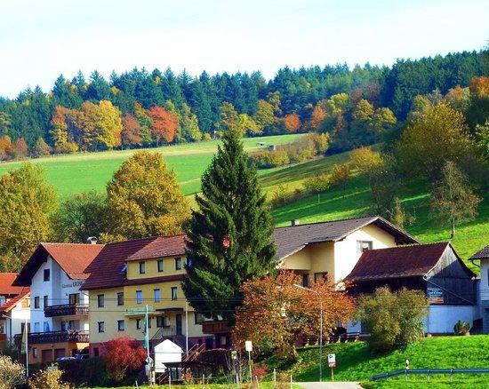 Beerfelden, Germany: Hotel mit Gästehaus