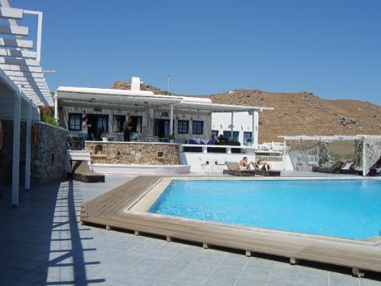 Penelope Village: Hotel e piscina