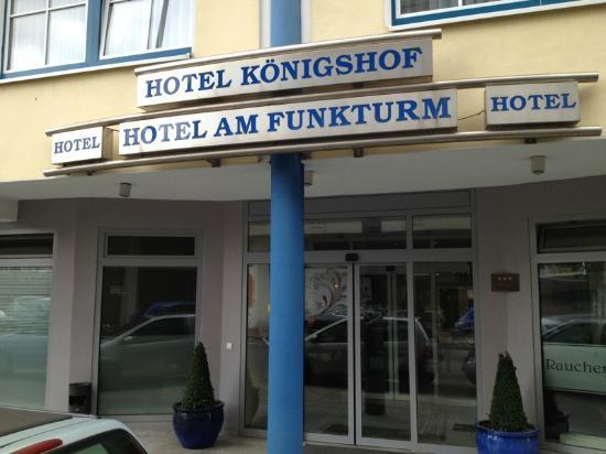 Hotel Königshof Am Funkturm: .