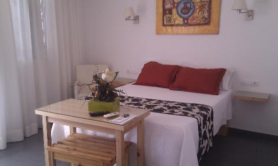 La Morena: Habitacion