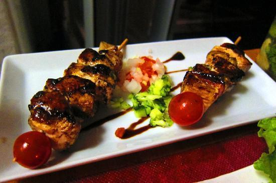 Lux: Chicken tapas