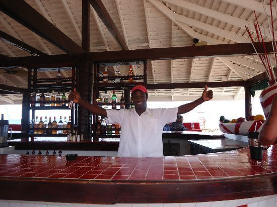 Royal Decameron Club Caribbean: george 