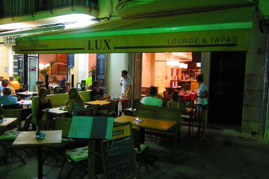 Lux: A nice new little place in Sitges