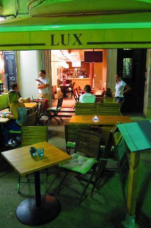 Lux: Great restaurant
