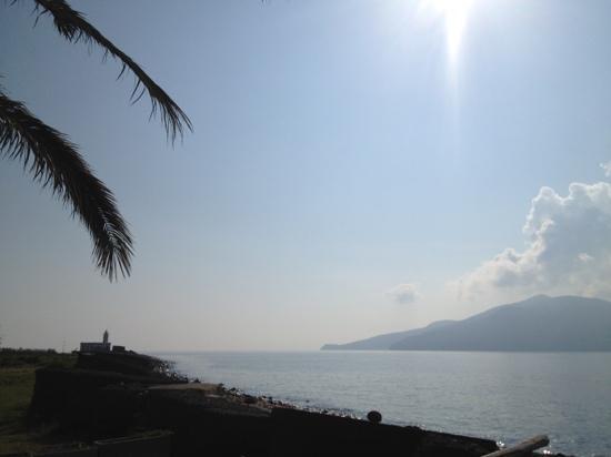 La Salina Hotel Borgo di Mare: la vista dal resort