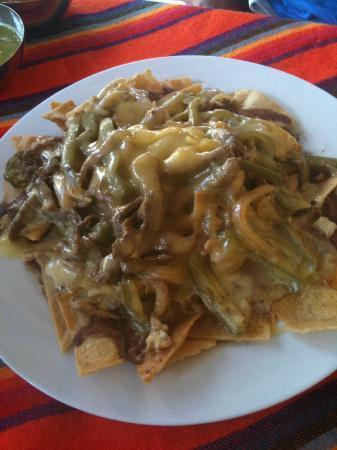 La Cantina Restaurante y Bar : Nachos