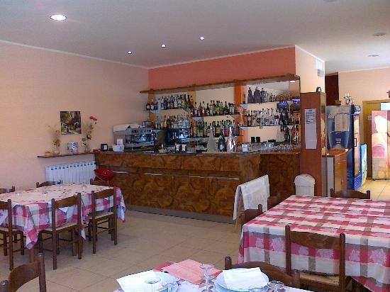 Ristoro Il Cerro: il bar