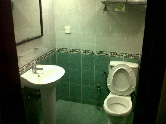 Genting View Resort: Toilet