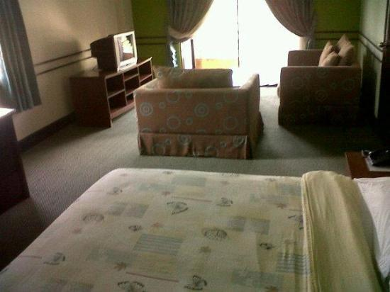Genting View Resort: Sweet Room???