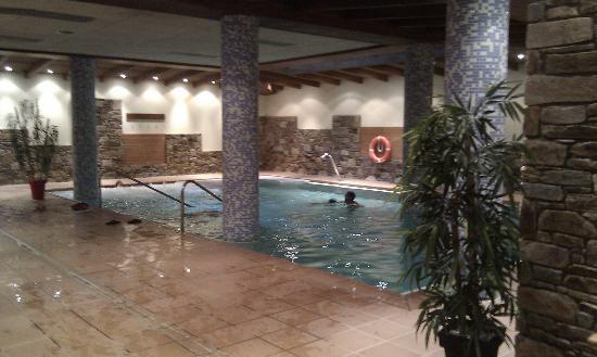 AJ Hotel & Spa: spa-piscina