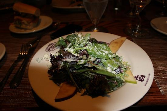 The French Quarters Guest Apartments : Bourbon Street (Blue Cheese Salad)