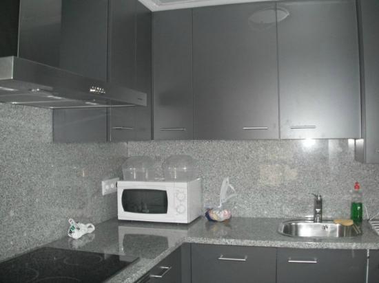 Apartamentos Sabinas El Pilar: Cocina