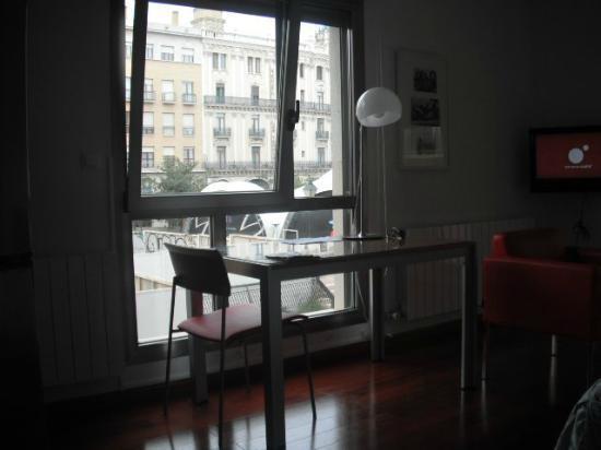 Apartamentos Sabinas El Pilar: Comedor