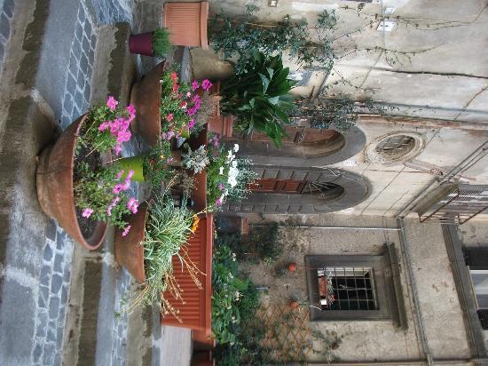 Bracciano town