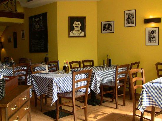 Bonfini : Restaurant