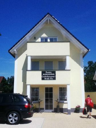 Pension Marianna in Rust