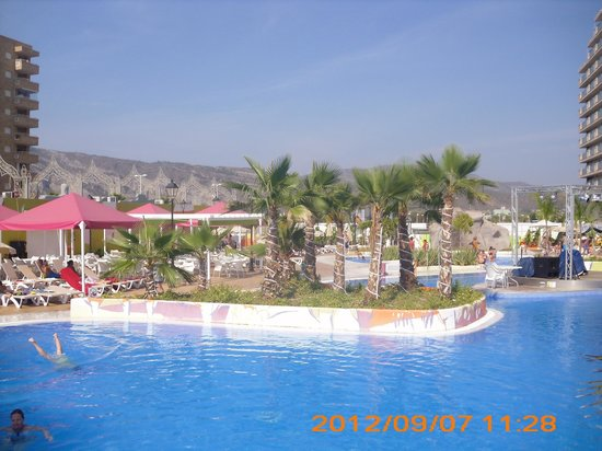 Marina d'Or Gran Duque: piscina
